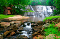 Moravian Falls - Wilkes County NC